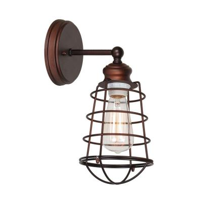 design house ajax bronze wall sconce