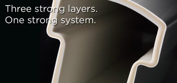 Tam Rail White Vinyl Railing Deck Patio System In Stock