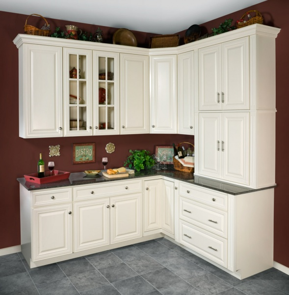 Antiques Kitchen Cabinets: Building Materials & Supplies