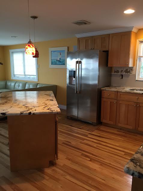 bruce hickory 2.25 hardwood flooring overstock