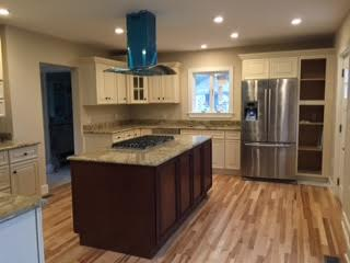 bruce hickory hardwood flooring forevermark kitchen cabinets