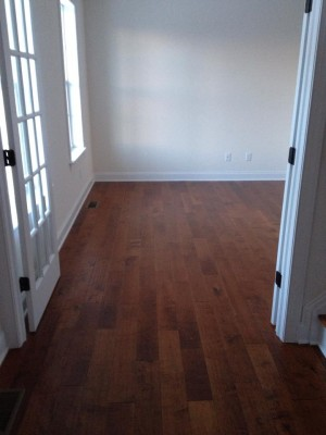 humphreys b2w engineered hardwood flooring maple tumblewood prefinished customer project