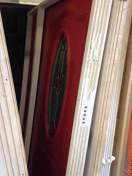 River Doors Feather River Door Bellante Wrought Iron: Overstock Feather River Exterior Fiberglass Door