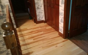 somerset character grade maple flooring
