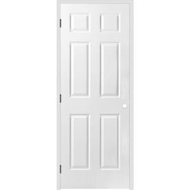 Hollowcore 6 Panel Pre Hung Interior Doors