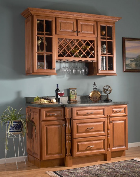 Jsi rockport maple kitchen cabinets rta all wood no for Cheapest rta kitchen cabinets