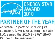 Silverline energy star vinyl windows
