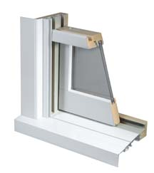 TrimLine Legends aluminum clad wood interior windows Lancaster Elizabethtown PA