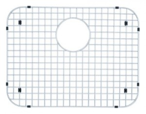 blanco stainless steel sink grids overstock sale
