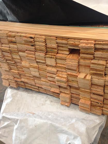 clear doug fir beadboard