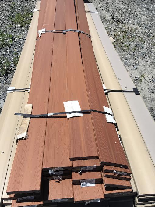 fiberon western cedar pro tect deckboards | Building ...