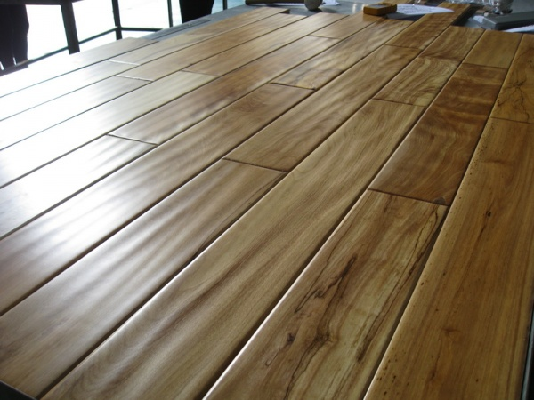 Full Size Is 600 × 450 Pixels. Hardwood Flooring Natural Birch Prefinished  Handscraped Overstock ...