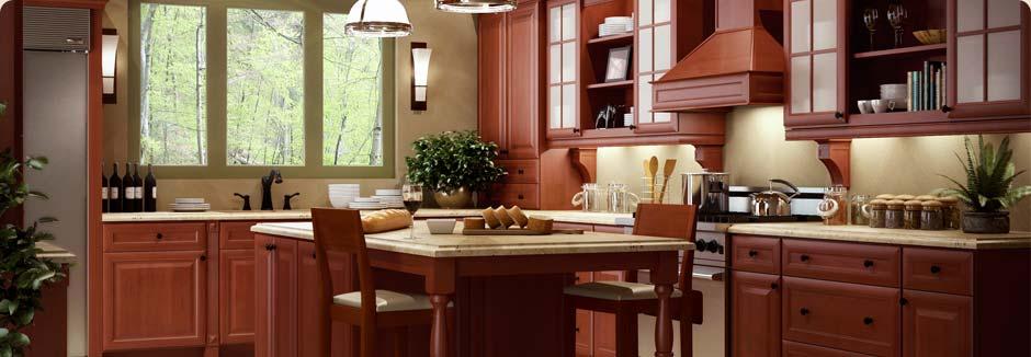 tsg forever mark k series cinnamon-glaze rts kitchen cabinets all wood discount