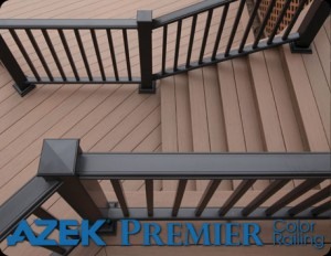 Overstock Azek Premier Railing Compsote Deck Rail In Stock