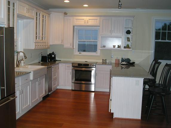 jsi jubilee white kitchen cabinets all wood murano modena granite in-stock SilverLine Windows Hardwood Flooring Interior Trim Lancaster Elizabethtown PA
