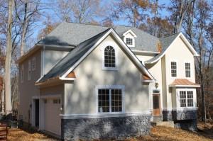 Ironstone Building Materials Customer Projects GAF Manufactured Stone Veneer Lumber Lancaster Elizabethtown PA