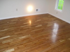Ironstone Building Materials Customer Projects Tom's House Pre-finished Hardwoof Floors Flooring Lancaster Elizabethtown PA