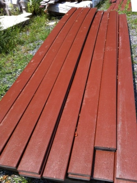 Take all correctdeck pvc composite decking deck boards in for Vinyl decking material