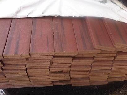 Overstock trex brasilia cayenne composite decking sale in for Composite decking sale