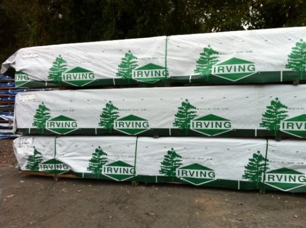 rustic chanel eastern white pine siding lumber 1x8 in-stock skid lot sale discount Lancaster PA