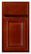 wolf_style_saginaw_crimson made in USA kitchen cabinets in-stock discount sale Lancaster PA