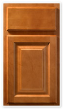 wolf_style_saginaw_honey made in USA kitchen cabinets in-stock discount sale Lancaster PA