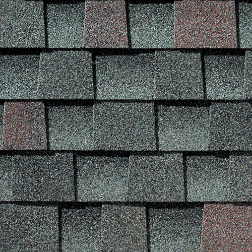 Gaf williamsburg slate shingles building materials for Synthetic roofing materials