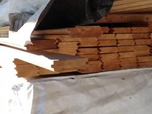 2x6 t&g Cedar