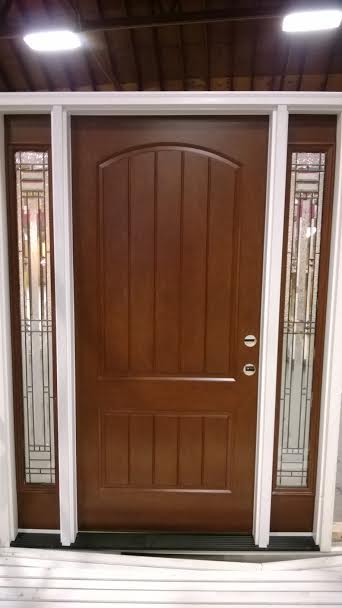 Entry Door With Sidelights 1