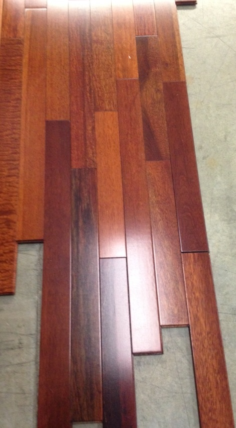 Kempas Tropical Hardwood Flooring In Stock Sale Prefinished Discount  Lancaster Pa