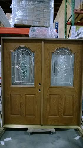 12 Exterior Door Door Decorative Glass Pvc Jamb No Brickmold