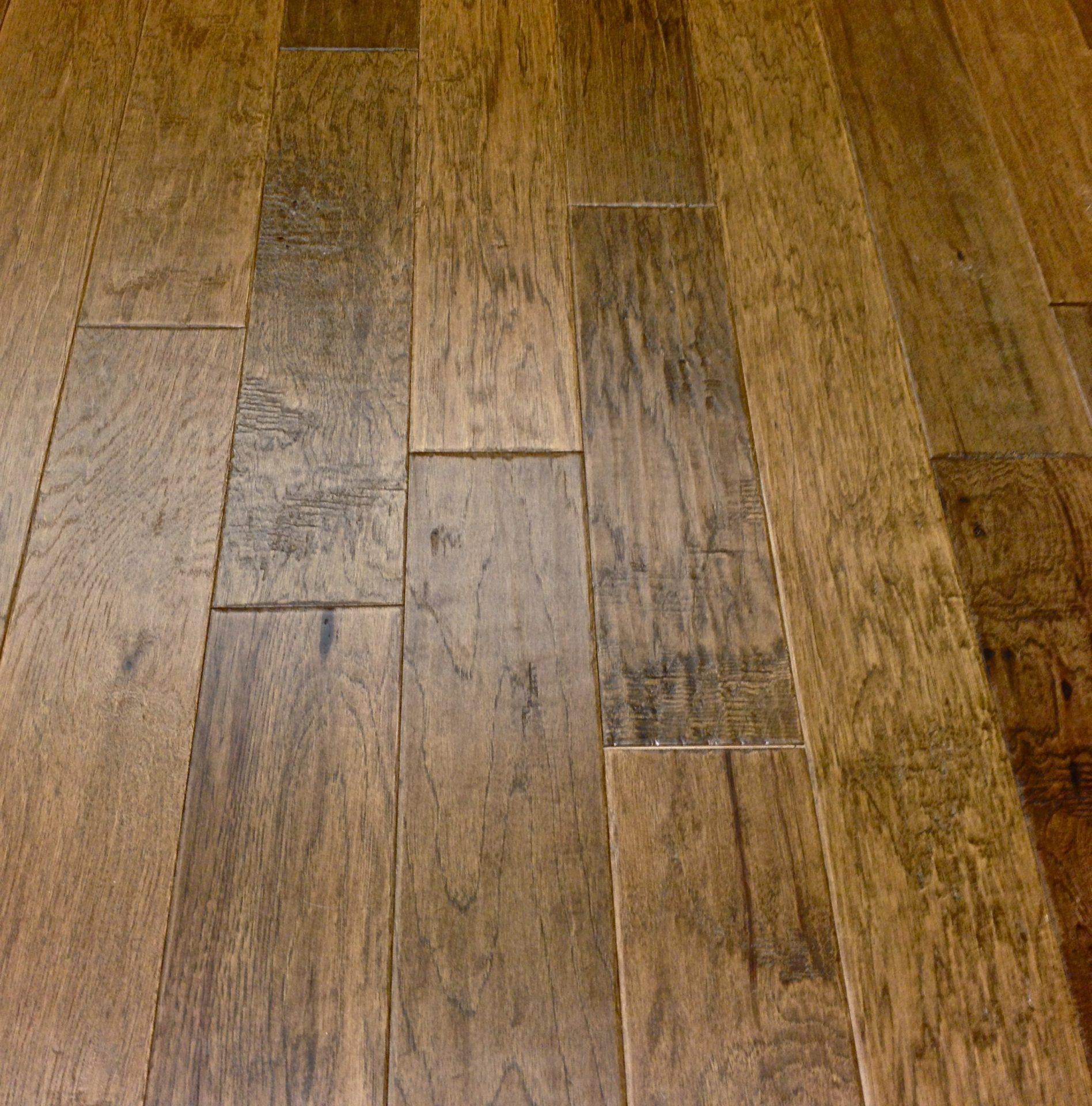 Hickory engineered wood flooring gurus floor for Engineered wood