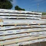 gossen overstock pvc decking deck lumber discount sale