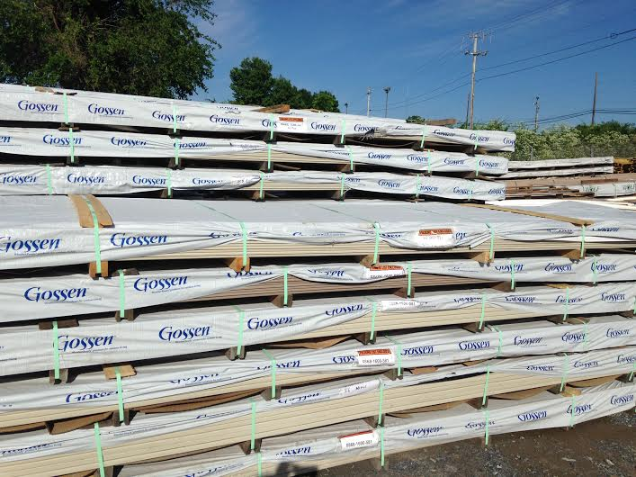 Gossen overstock pvc decking deck lumber discount sale for Decking planks for sale