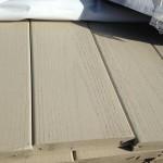 gossen sand overstock pvc decking deck lumber discount sale
