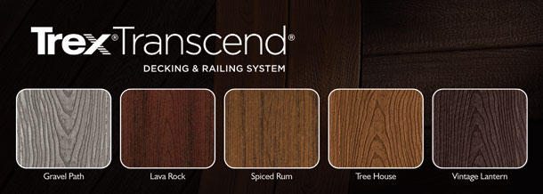 Trex Decking Colors >> In-Stock Decking | Building Supplies for PA, MD & NJ