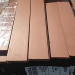 aeratis redwood porch flooring pvc