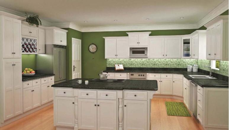 IKS Kitchen Cabinets ClassicWhiteShaker2 780x1024