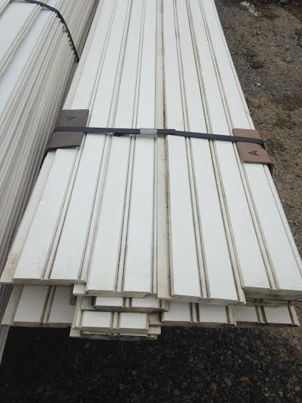 Pvc trimboard inch porch ceiling bead board ship lap