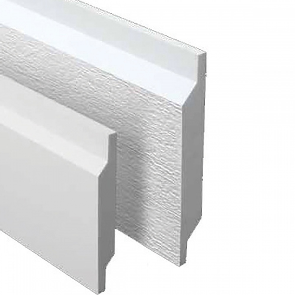Pvc Siding Boards : Certainteed pvc skirtboard fiber cement siding starter